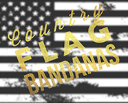 Country Flag Bandanas