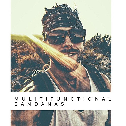 Multifunctional Bandanas