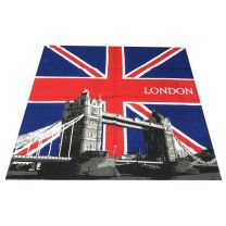 Union Jack with London Tower Bridge Flag Bandana