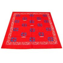 Union Jack Flag Bandana - Red London