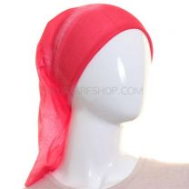 Faded Red Multifunctional Bandana
