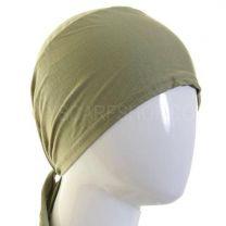 Tie Back Bonnet Green Al Amira