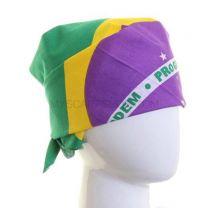 Brazilian Flag Bandana