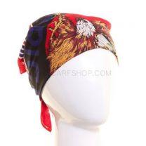 Wild America Eagle Bandana