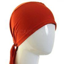 Tie Back Hijab Bonnet Flame Al Amira