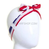Wire Headband - England Union Jack
