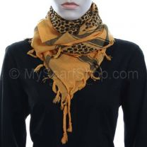 Yellow (Shemagh) Arab Scarf
